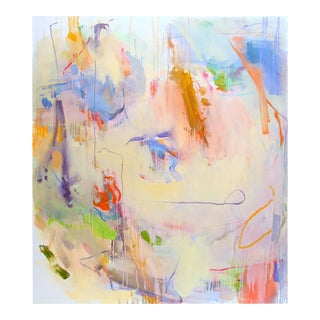 "Gina Werfel ""Faded Light"" Painting For Sale"