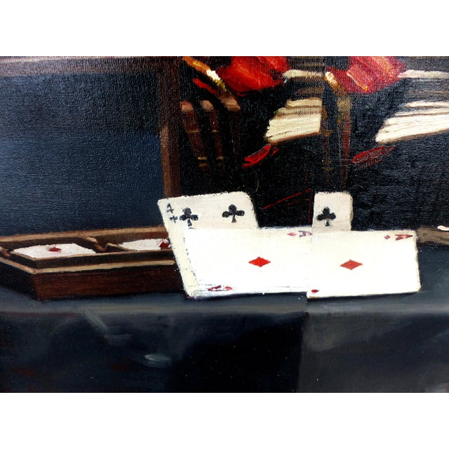Still Life w/ Letters by Diego Dayer - Image 6 of 11