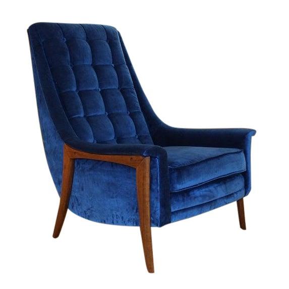Mid-Century Modern Kroehler Avant Chair - Image 1 of 9