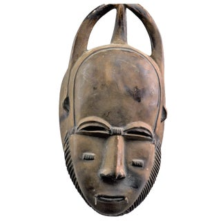 Austin Productions African Tribal Mask For Sale
