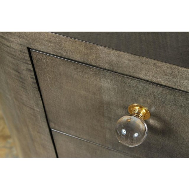 Italian-Inspired 1970s Style Rounded Chest of Drawers - Image 8 of 10