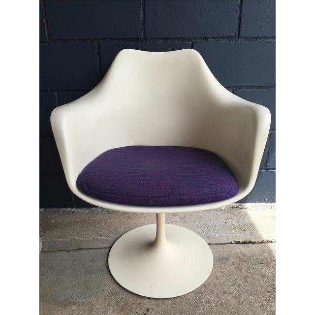 Knoll Saarinen Tulip Chairs - Set of 7 - Image 3 of 11
