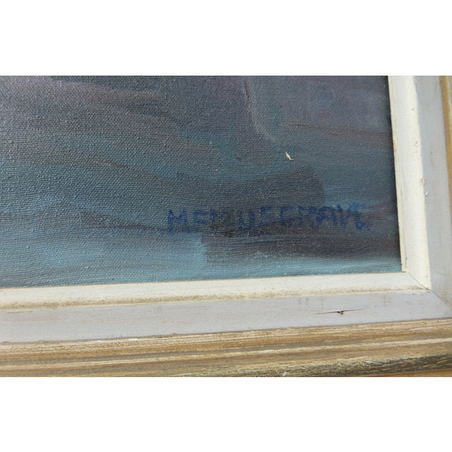 M. F. Musgrave Rockport Painting - Image 6 of 8