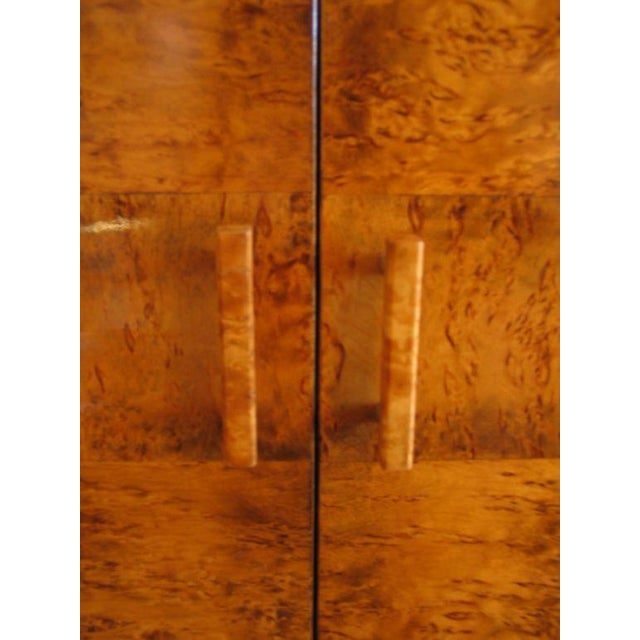 "Rare ""Swedish Grace"" Cabinet / Bar / Sideboard Attributed to Eliel Saarinen - Image 3 of 4"