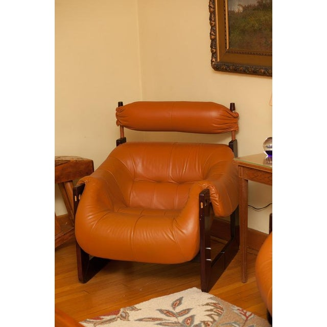 Percival Lafer Chairs - Pair - Image 4 of 8