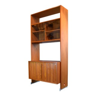 Rare Hans Wegner for Ry Møbler Ry100 Danish Teak Room Divider For Sale