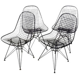 Image of Charles and Ray Eames Accent Chairs