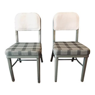 Tanker Chairs - A Pair For Sale