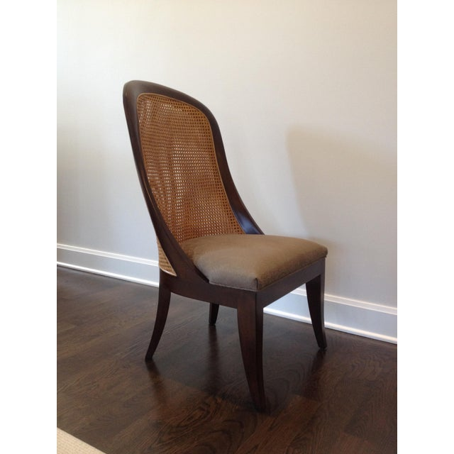 Hickory Chair Co. Caned Back Side Chairs - Pair - Image 9 of 11