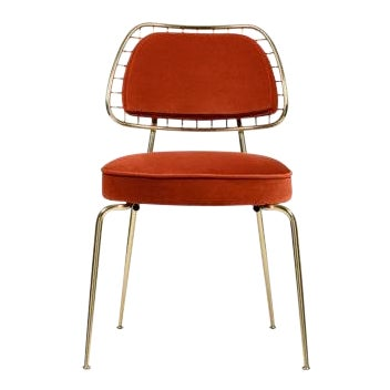 Covet Paris Marie Occasional Dining Chair For Sale