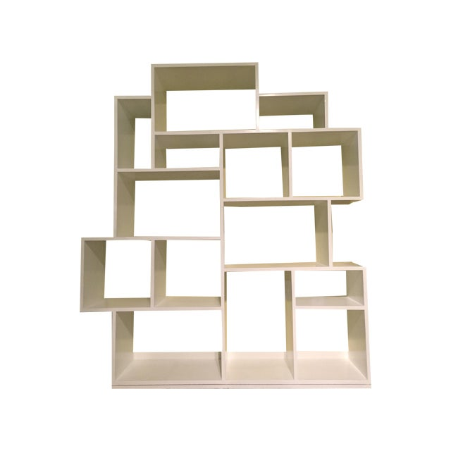 Paris Bookcase From HD Buttercup - Image 1 of 4