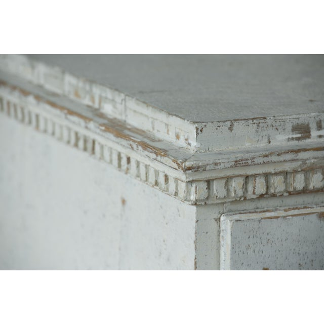 L. 18th C. Swedish Gustavian Chest For Sale - Image 4 of 8