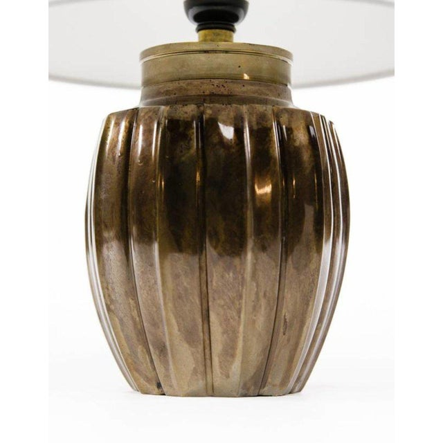 The Ocha Lamp, designed by Lawrence & Scott with inspiration from Japan, while petite in stature, will efficaciously...