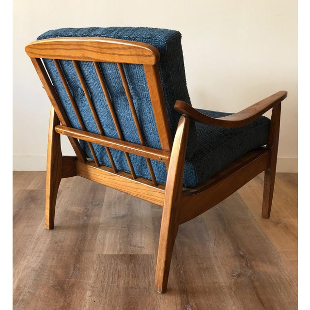 Mid-Century Modern Side Chair For Sale - Image 12 of 13
