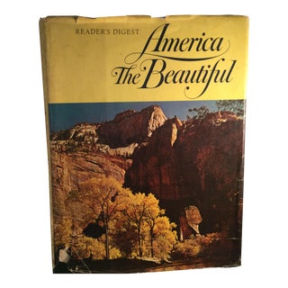 1970s Reader's Digest American The Beautiful Book For Sale