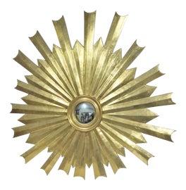 Image of Art Deco Sunburst Mirrors