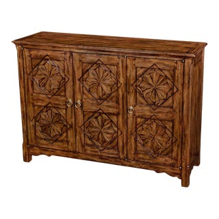Scarborough House Heavily Distressed Sideboard For Sale