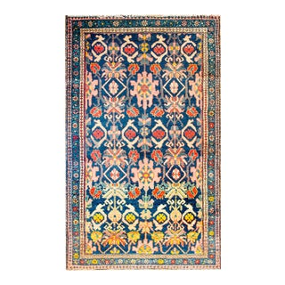 Amazing Early 20th Century Antique Malayer Rug For Sale