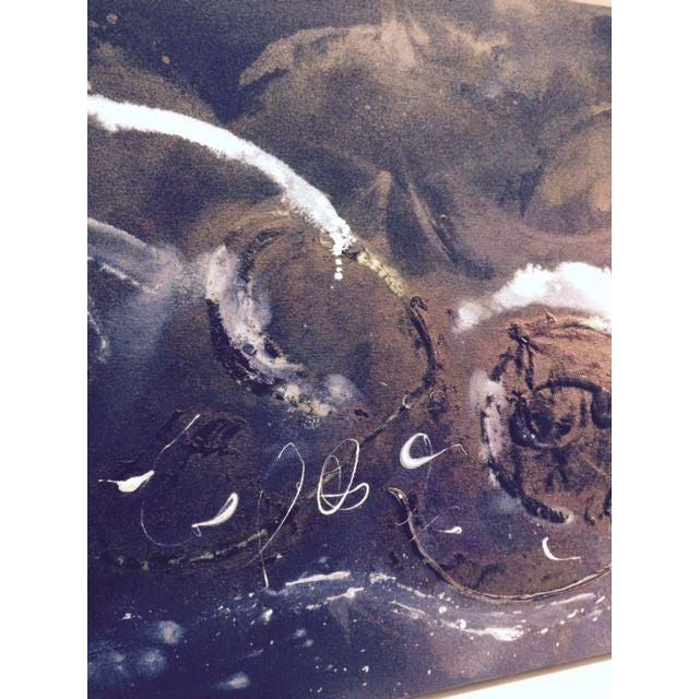 Original Acrylic Painting - Night Miasma - Image 4 of 5