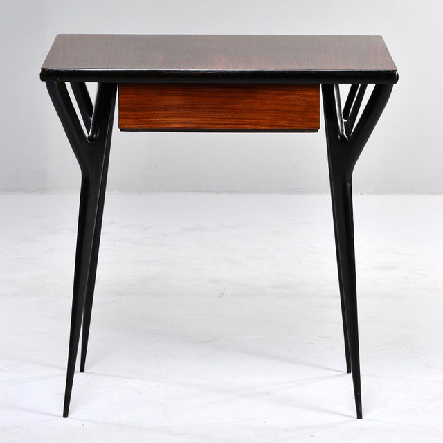 Small Mid Century Italian Desk For Sale - Image 12 of 12