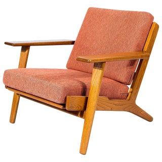 Hans Wegner GE-290 Lounge Chair For Sale