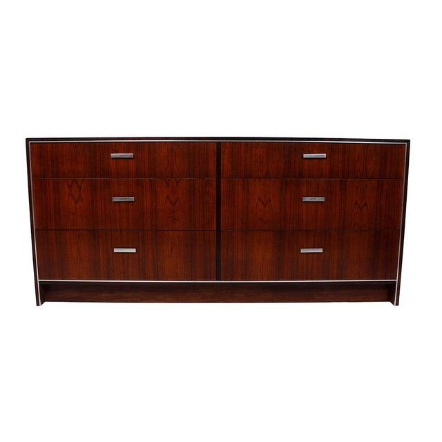 Falster Danish Rosewood Dresser Sideboard For Sale - Image 5 of 9
