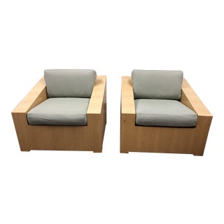 Custom Arm Chairs - a Pair
