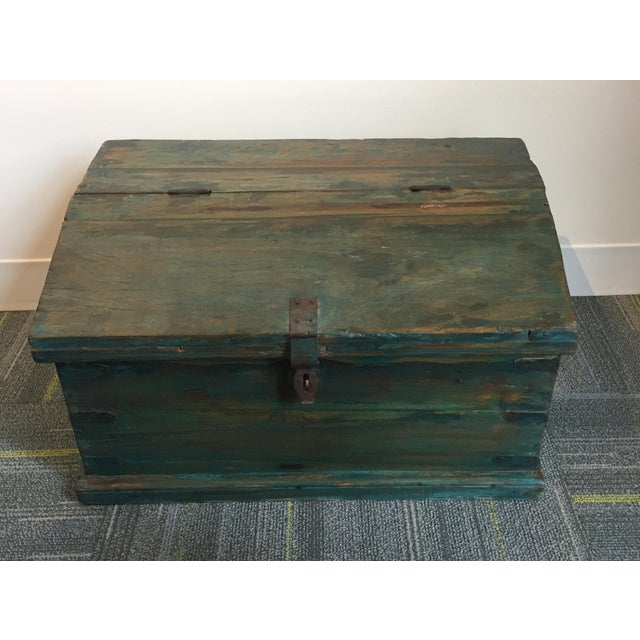 Antique Child's School Desk Box For Sale In Washington DC - Image 6 of 7