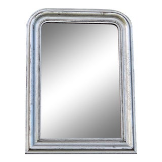 1850 Antique Louis Philippe Mirror For Sale