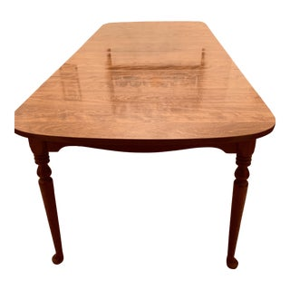 20th-Century Early American Ethan Allen Heirloom Dining For Sale
