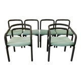 Image of Set of 6 Chairs by Metropolitan For Sale