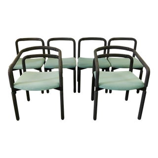 Set of 6 Chairs by Metropolitan For Sale