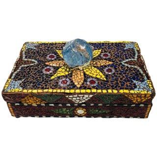 Pique Assiette French Mosaic Box