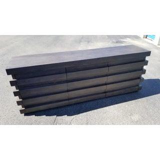 Restoration Hardware Modern Stacked Sideboard Preview