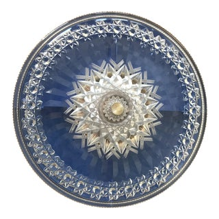 Blue Musical Lazy Susan For Sale