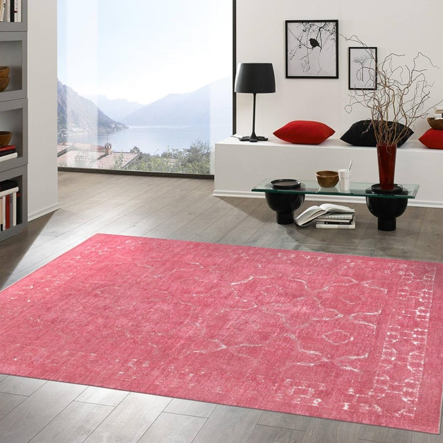 """Contemporary Pasargad Overdye Wool Area Rug - 7'11"""" X 10' For Sale - Image 3 of 3"""