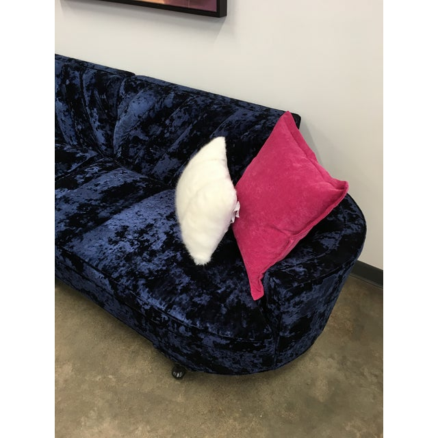 Mid-Century Custom Upholstered Sofa (Final Markdown!) - Image 11 of 11