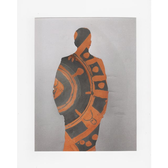 Collage Figure #1 by Ray Beldner - Image 1 of 2