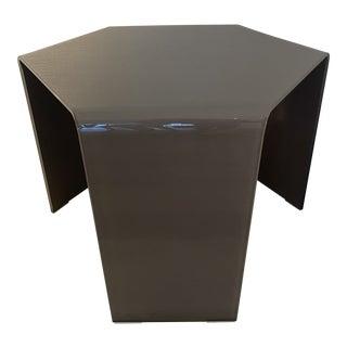 Sovet Italia Modern Side Table For Sale