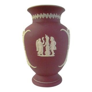 Wedgwood Neoclassical Design Wine Vase