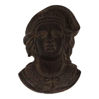 Gutta Percha Resin Christopher Columbus Mold For Sale