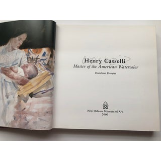 Henry Casselli Master of the American Watercolor 2000 Preview