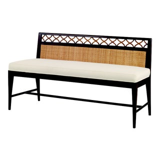 Century Furniture Sadie Bench-Sand/Flax For Sale
