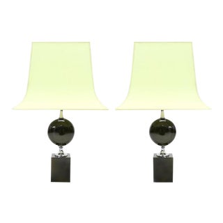 Philippe Barbier Table Lamps For Sale