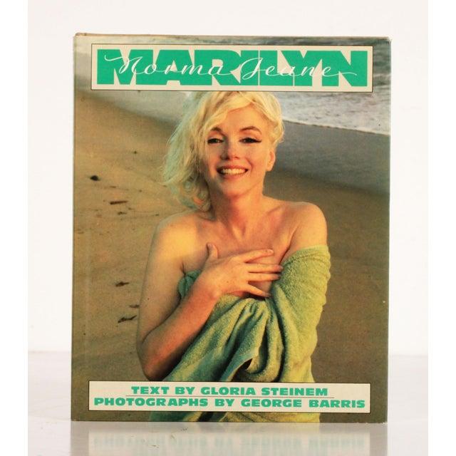 Vintage Marilyn Monroe Hardcover Book by Gloria Steinem For Sale - Image 9 of 9