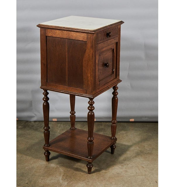 Late 19th Century Henry II Style Night Stand For Sale - Image 5 of 8