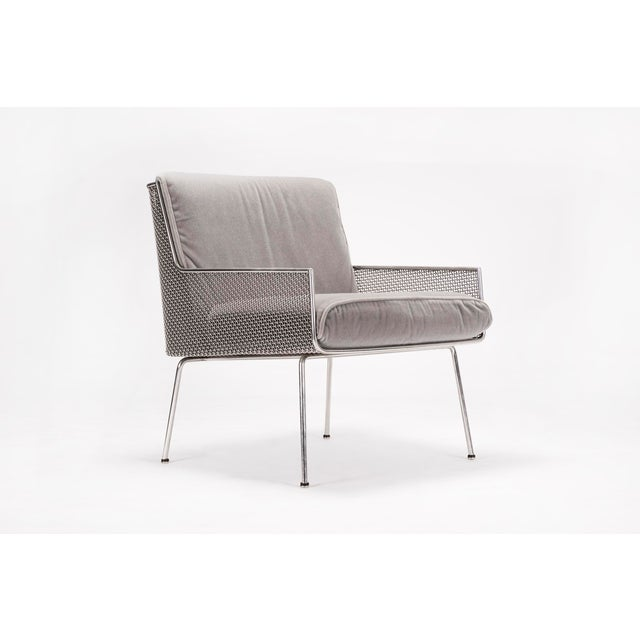 Davis Allen Lounge Chair - Image 3 of 9