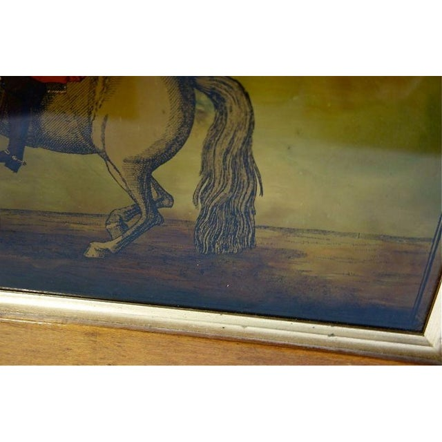 Prussian Soldiers & Their Noble Steeds Print - a Pair For Sale - Image 4 of 6