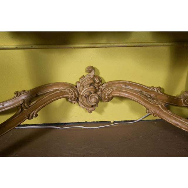 French Baroque Style Consoles by Jansen - A Pair For Sale In New York - Image 6 of 7