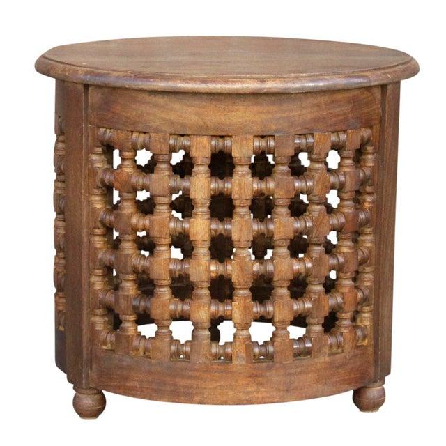 Moorish Mousharabi End Table - Image 1 of 4